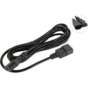 (1025711) Кабель питания 5bites PC107-30A IEC-320-C13 / IEC-320-C14 / 220V / 3G*0.75MM / 3M