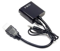 (1014745) Кабель-адаптер 5bites AP-020 HDMI M / VGA F / AUDIO