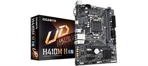 (1025668) Материнская плата Gigabyte H410M S2 V2 Soc-1200 Intel H470 2xDDR4 mATX AC`97 8ch(7.1) GbLAN+VGA