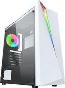(1025631) Корпус Formula V-LINE FLASH W белый без БП ATX 3x120mm 2xUSB2.0 1xUSB3.0 audio bott PSU