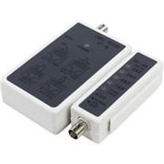 (1025740) Telecom [6926123456002] LAN тестер ST-45 (LY-CT001) для BNC, RJ-45