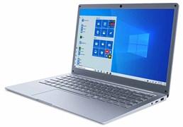 "(1025744) Ноутбук ARK Jumper EZbook S5 Atom X5 Z8350, 4Gb, eMMC64Gb, Intel HD Graphics, 14"", IPS, FHD (1920x1080), Windows 10, silver, WiFi, BT, Cam, 4600mAh"