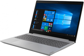 "(1025748) Ноутбук Lenovo IdeaPad L340-15API Ryzen 3 3200U, 8Gb, 1Tb, SSD128Gb, AMD Radeon Vega 3, 15.6"", TN, FHD (1920x1080), Free DOS, grey, WiFi, BT, Cam"
