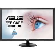 """(1025763) ASUS LCD 23.6"""" VP247NA черный {VA 1920x1080 5ms 250cd 75Hz 3000:1 178/178 D-Sub DVI} [90LM01L0-B06170]"""