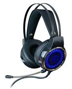 (1019679) Наушники с микрофоном Oklick HS-L700G INFINITY черный 2.2м мониторные (HS-L700G)