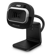 (1025797) Камера Web Microsoft LifeCam HD-3000 черный USB2.0 с микрофоном T3H-00013