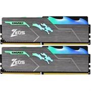 (1026238) Память DDR4 2x8Gb 3200MHz Kingmax KM-LD4-3200-16GRD RTL PC4-25600 CL17 DIMM 288-pin 1.35В kit