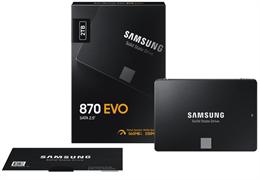 "(1026240) Накопитель SSD Samsung SATA III 500Gb MZ-77E500BW 870 EVO 2.5"""