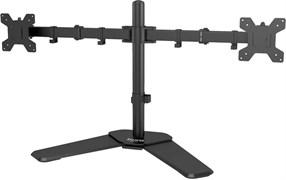 """(1025792) Кронштейн для мониторов ЖК Buro M042 черный 15""""-32"""" макс.8кг крепление к столешнице поворот и наклон"""