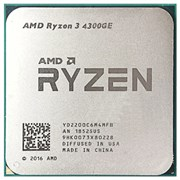 (1026294) CPU AMD Ryzen 3 4300GE OEM