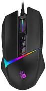 (1026443) Мышь A4Tech Bloody W60 Max черный оптическая (10000dpi) USB (10but) W60 MAX