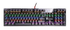 (1026455) Клавиатура A4Tech Bloody B810R Battlefield механическая черный USB Multimedia for gamer LED