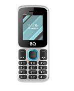 (1026473) Мобильный телефон BQ 1848 Step+ White+Blue