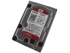 "(1026486) Жесткий диск WD Original SATA-III 4Tb WD40EFAX Red (5400rpm) 256Mb 3.5"""