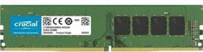 (1026492) Память DDR4 8Gb 2666MHz Crucial CB8GU2666 Basics OEM PC4-21300 CL19 DIMM 288-pin 1.2В single rank