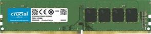 (1026503) Память DDR 4 DIMM 8Gb PC25600, 3200Mhz, Crucial (CT8G4DFRA32A)
