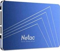 "(1026508) Твердотельный накопитель SSD 2.5"" Netac 960Gb N535S Series <NT01N535S-960G-S3X> Retail (SATA3, up to 560/520MBs, 3D TLC, 7mm)"