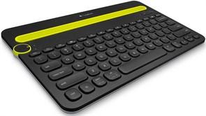 (1026550) Клавиатура Logitech K480 Multi-Device Black