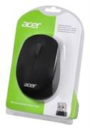(1026530) Мышь Acer OMR020 черный оптическая (1200dpi) беспроводная USB (3but) ZL.MCEEE.006