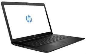 "(1026525) Ноутбук HP 17-ca2044ur [2K6F4EA] Jet Black Mesh 17.3"" {HD+ Ryzen 3 3250U/8Gb/128Gb SSD/DVDRW/DOS}"