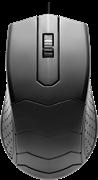 (1026590) Проводная оптическая мышь HIT MB-530 3 кнопки, 1000DPI DEFENDER