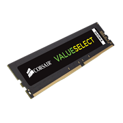 (1026721) Память DDR4 8Gb 2666MHz Corsair CMV8GX4M1A2666C18 Value Select RTL PC4-21300 CL18 DIMM 288-pin 1.2В
