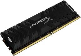 (1026691) Модуль памяти DDR 4 DIMM 16Gb PC24000, 3000Mhz, Kingston XMP HyperX Predator CL15 (HX430C15PB3/16) (retail)
