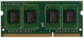(1026730) Память DDR3 8Gb 1600MHz Kingmax KM-SD3-1600-8GS RTL PC3-12800 CL11 SO-DIMM 204-pin 1.5В