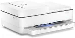 (1026733) МФУ струйный HP DeskJet Ink Advantage 6475 (5SD78C) A4 Duplex WiFi USB белый