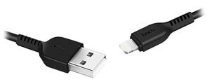 (1026817) Кабель USB - lightning HOCO X20 2м силиконовый Black