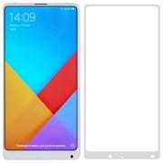 (1014261) Стекло защитное Full Screen Krutoff для Xiaomi Mi Mix 2S белое