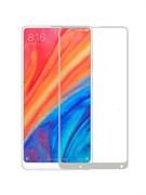 (1014262) Стекло защитное Full Screen Krutoff для Xiaomi Mi Mix 2 белое