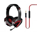 (1003449) Наушники с микрофоном A4 Bloody G500 черный 2.2м
