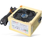 (110202) Блок питания CROWN CM-PS450W smart   (20+4in, 120mm FAN, SATA*2, PATA(big Molex)*4, FDD*1, 4+4pin, Lines 1x12V OEM)