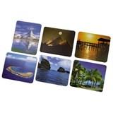(1007530) Коврик для мыши Hama H-54734 Landscape 6 вариантов расцветки