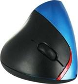 (1110184) Мышь CM-399 уникальный дизайн Blue Black, эргон., 1000 dpi, отпика, USB. 4 кнопки, CM 399