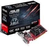 (1004492) Видеокарта Asus PCI-E ATI R7240-OC-4GD3-L R7 240 4Gb 128b DDR3 820/1800 DVI/HDMI/CRT/HDCP RTL