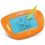 """(3331433) Планшет для рисования Genius Kids Designer, 5""""x8"""", проводное перо, Orange"""