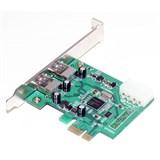 (120411) Контроллер 5bites CE170G-U3,  2 ext x USB3.0 ports, PCI-E