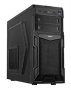 (1002210) Корпус Accord A-34B черный w/o PSU ATX 1*120mm fan 2*USB2.0 2*USB3.0 audio