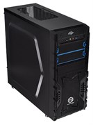 (1003099) Корпус Thermaltake H23 Versa CA-1B1-00M1NN-01 черный w/o PSU ATX SECC 1*120mm fan USB2.0 USB3.0 audi