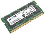 (1003305) Память DDR3 8Gb 1600MHz Crucial CT102464BF160B RTL PC3-12800 CL11 SO-DIMM 204-pin 1.35В