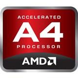 (109652) Процессор AMD  A4  X2  4000 | 2x 3.20GHz | + GPU HD7480D | Socket  FM2