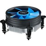 (101410) Вентилятор Socket 1156/ 1155   Deepcool THETA 9 (LP высота 46.5mm, 82W,92x25мм, 2000об/ мин, 22dBa, Push-Pin)