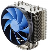 (1001533) Вентилятор Deepcool GAMMAXX S40 Soc-2011/ 1150/ 1155/ AM3+/ FM1/ FM2 4pin 18-21dB Al+Cu 130W 610g клипсы
