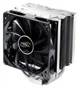 (1003022) Вентилятор Deepcool ICE BLADE PRO v2.0 Soc-2011/ 1155/ AM3/ FM1/ FM2 4pin 21-32dB Al+Cu 150W 981g винты