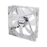 (3330678) GlacialTech IceLight LED 4цвета вентилятор корп/ GS8025-C/ 1700rpm/ ритейл/  втулка/ 80х80х25/ 19дба/ 3+4 пин/ 1.2Вт