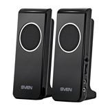 (92849) Колонки Sven 314 (4Wt) черные, USB (пластик)