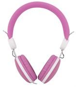 (1001421) Наушники Mediana HP-811 розовые с белым