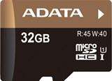 (108241) Карта  32Gb microSDHC ADATA Premier (AUSDH32GUICL10-RA1), Class 10, UHS-I, RTL